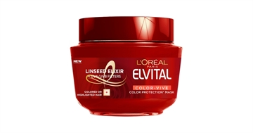 L'Oreal Paris Elvital Color Vive Mask 300ml