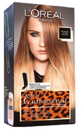 L' Oreal California Highlights Hairstyling Set  Dark Blond Hair