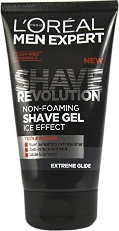 L ORÉAL MEN EXPERT Shave Revolution Glide Shave Gel 150 ml