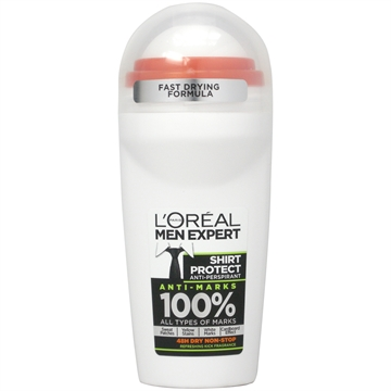 Loreal Men Expert Roll On Shirt Protect 50ml