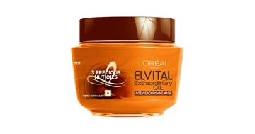 L'Oreal Paris Elvital Extraordinary Oil Mask 300ml