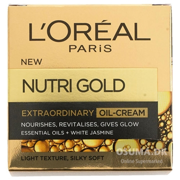 L'Oréal Extraordinary Oil Nutri Gold Day Cream 50ml