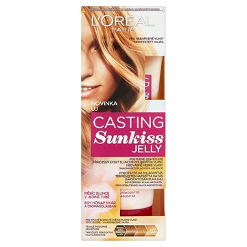 L'OREAL 100ML LIGHT JELLY BRUN SUN KISS