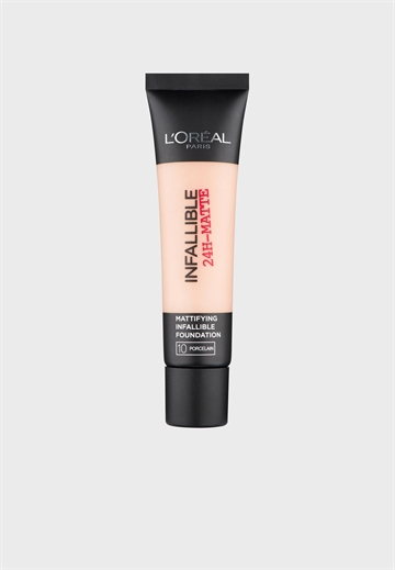 L'Oreal Paris Foundation Infallible 24H - Matte 10 36ml