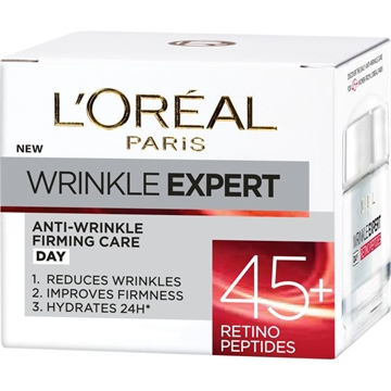 L'Oréal  Wrinkle Expert 45+ Day Cream 50 ml