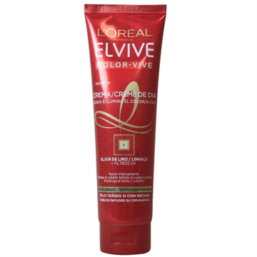 L'Orã©Al Elvive Hair Cream 150 ml Color-Vive Protector