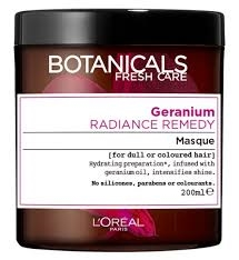 L'Oreal Paris Botanical Radiance Remedy Mask 200ml
