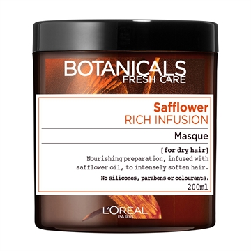 L'Oreal Paris Botanical Rich Infusion Mask 200ml