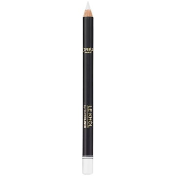 L'Oréal  Superliner Le Khol 120 Immaculate Snow