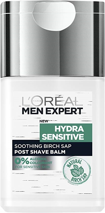 L'ORÉAL MEN EXPERT HYDRA SENSITIVE SHAVE BALM  125ML