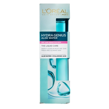L'Oréal Paris Hydra Genius Water-Gel Care Dry-Sensitive Skin 70 ml