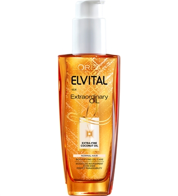 L'Oreal Paris Elvital Extraordinary Oil Coconut Hair Oil 100ml