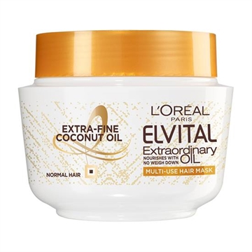 L'Oreal Paris Elvital Extraordinary Oil Coconut Mask 300ml
