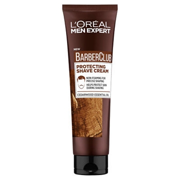 L'Oréal  Men Expert Barber Club Shaving Cream 150ml