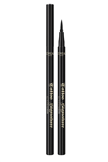 L'Oréal  Superliner Tattoo Signature 01 Xtra Black