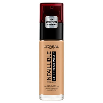 L'Oreal Infaillible24H Fresh Wear Foundation SPF18 30ml #260 Soleil Dore/Golden Sun