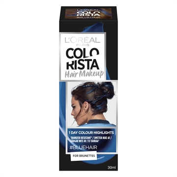 L'Oréal  Colorista Hairmakeup 19 Blue 19 30 ml