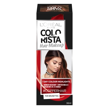 L'Oréal  Colorista Hairmakeup 11 Copper 11 30 ml