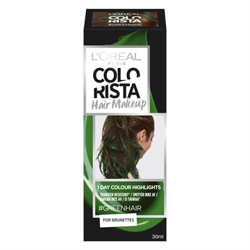 L'Oréal  Colorista Hairmakeup 20 Green 20 30 ml