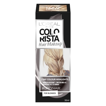L'Oréal  Colorista Hairmakeup 3 Grey 3 30 ml