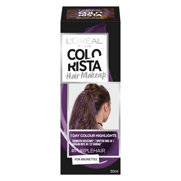 L'Oréal  Colorista Hairmakeup 17 Purple 17 30 ml
