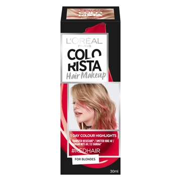 L'Oréal  Colorista Hairmakeup 10 Red 10 30 ml