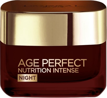 L'Oreal Paris L'Oreal Age Perfect Nutrition Intense Creme De Nuit 50ml