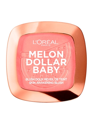 L'Oréal Paris Melon Dollar Baby Blush 03 Watermelon Addict 9G
