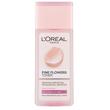 L'Oreal Fine Flowers Cleansing Toner 200ml
