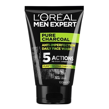 L'Oreal Pure Carbon  Anti Spots Daily Face Wash  100ml