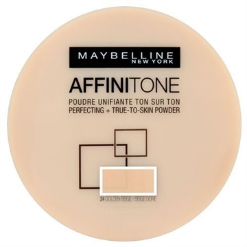Maybelline Affinitone Compact Powder 24 Golden Beige 9g