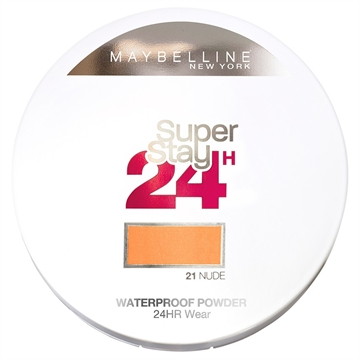Maybelline Superstay 24H Powder 21 Nude ansiktspuder 1