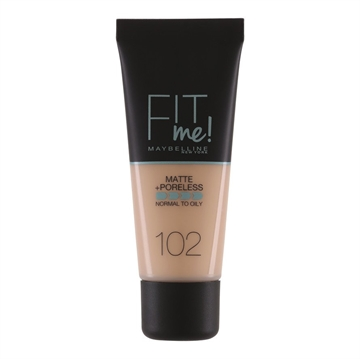 Maybelline Fit Me Matte & Poreless Nr.102 30ml