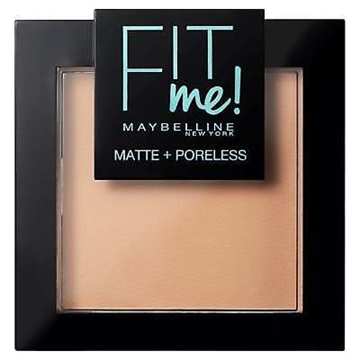 Maybelline Fit Me Matte&Poreless Powder 120 Clasic Ivory 8,2G