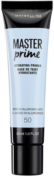 Maybelline Master Prime Hydrating Primer 50 30ml