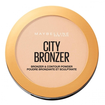 Maybelline Facestudio City Bronzer 8ml #100 Light Cool