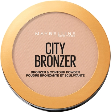 Maybelline City Bronzer Powder 250 Medium Warm 8G