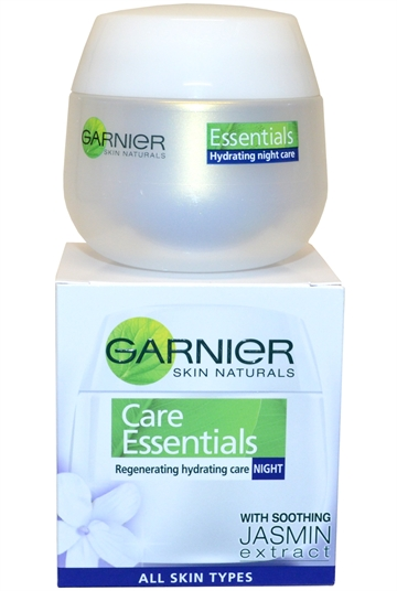 Garnier Skin Naturals Night Cream Care Essentials 50ml with Jasmin Extract