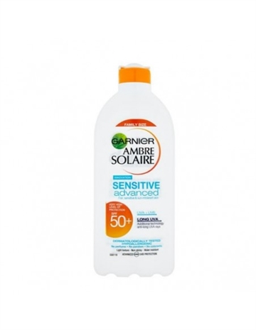 Garnier Ambre Solaire Sensitive Advanced solskyddsmjölk Kropp 400 ml
