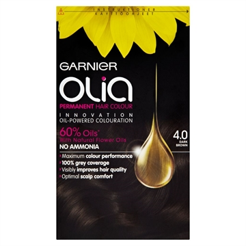 Garnier  Olia Dark Brown 4,0,174 ml