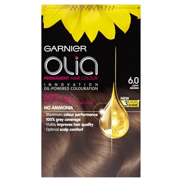 Garnier  Olia Light Brown 6,0,174 ml