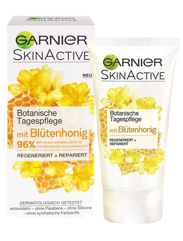 Garnier Skinactive Day Cream Intense Nourishing Botanicals 50ml Regenerate and Repair