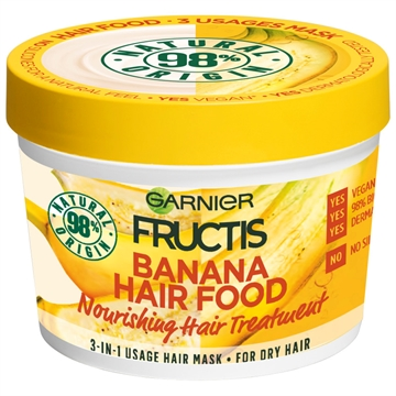 Garnier Fructis Hair Food Banana 390ml