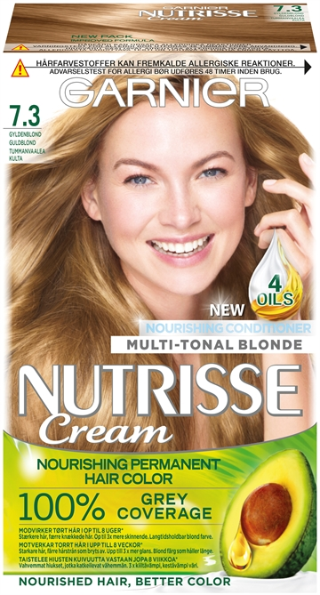 Garnier Nutrisse Golden Praline 7.30,140 ml