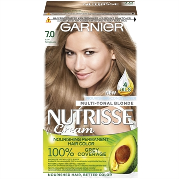 Garnier Nutrisse Natural Wheat 7.0