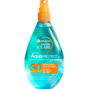 Garnier solar spray 150 ml Aqua protect moisturizing protection 30