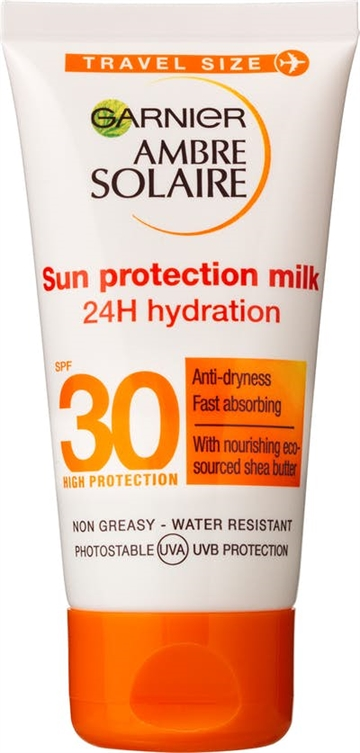Garnier Sun Protection Milk SPF 30 On-The-Go 50ml