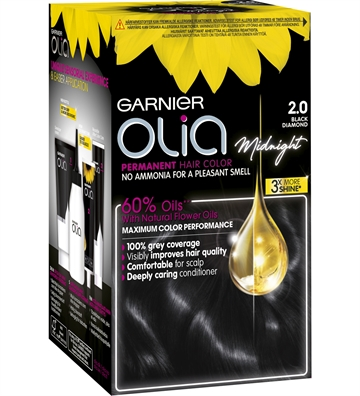 Garnier Olia 2.0 Black Diamond