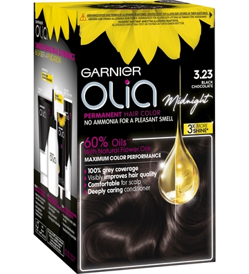 Garnier Olia 3.23 Black Chocolate