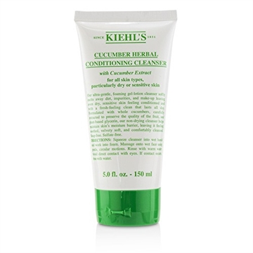Kiehls Cucumber Herbal Cond. Cleanser All Skin Typ 150ml All Skin Types